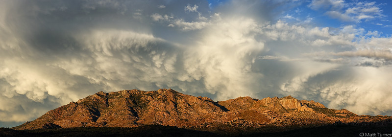 Mammatus and Granite Mountain