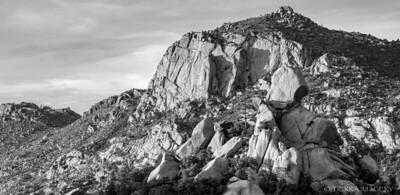 Lizard Head and Granite Mountain