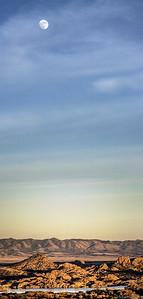 Vertical Pano Watson Lake