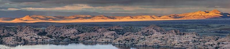 Willow Lake and Chino Grasslands