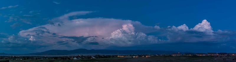 Mingus Mountain Cloud Cap