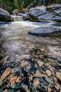 Hassayampa River Cascades