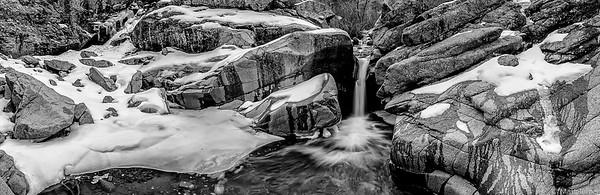 Hassayampa River in Winter