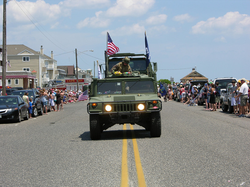 MCB-21...Cape May, NJ...July 4th Parade 2009