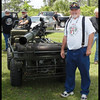 RVN Vets Reunion-2010 Melborne Florida<br /> Ray Cochran NMCB-7<br /> 106 Recoiless Rifle on a Mule...Remember those