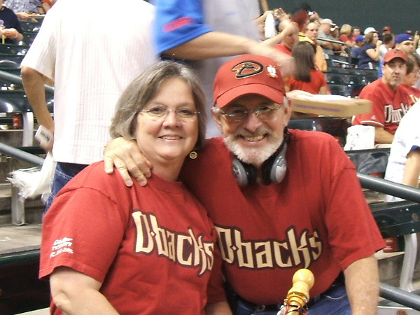 Ms. Diamondback and Her Husband RJ-Season 10, 2007