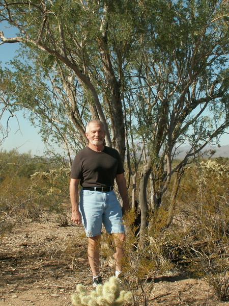 Just a Normal Arizona Desert Rat. EAD2 RJ Franklin
