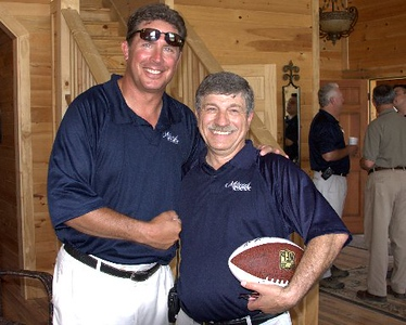 With Dan Marino