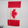 A Canadian Flag given to me by my good friend, Hardy Showell, NMCB-10...Rest in Peace 'Hardz'