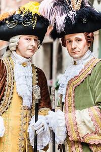 Venetian Aristocrats