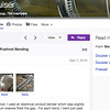 Posting on Yahoo! Forum - Note size of images
