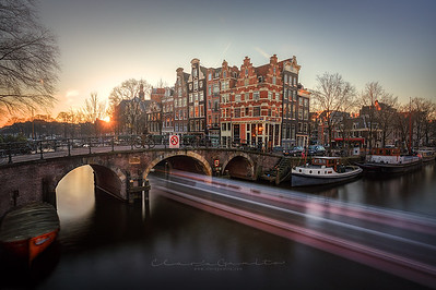 Winter in Amsterdam 2
