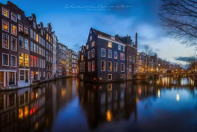 Blue Amsterdam