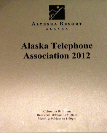 Alaska Telephone Association 2012