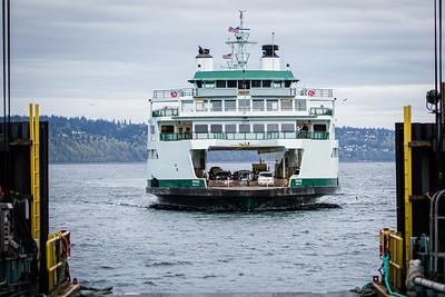 Tokitae - Washington State Ferry