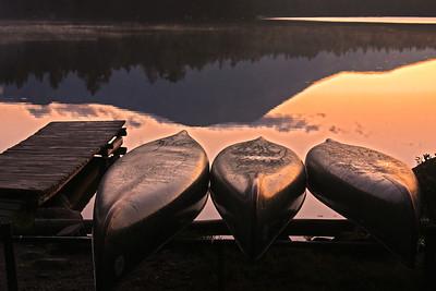 Daicey Pond Sunrise