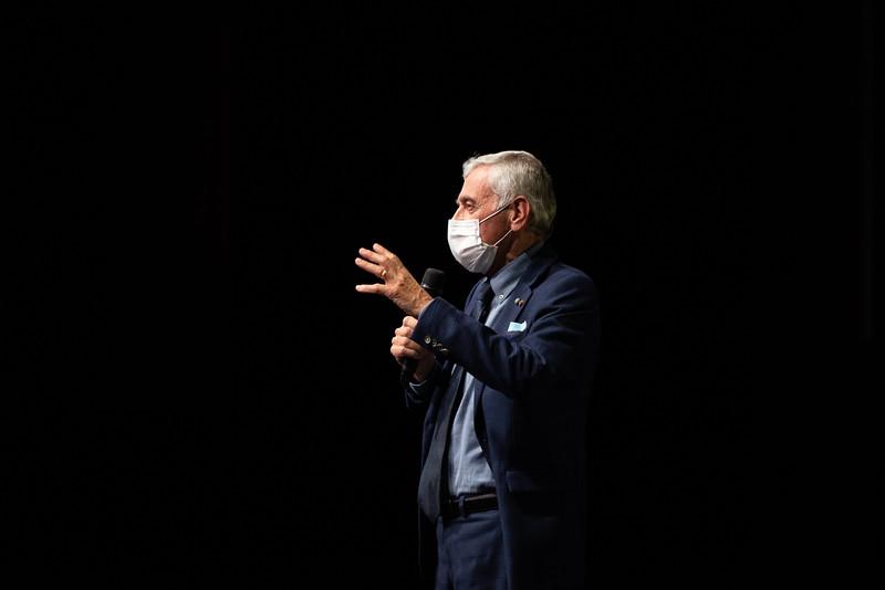 Presentazione del libro 'Terrafutura' di Carlo Petrini
