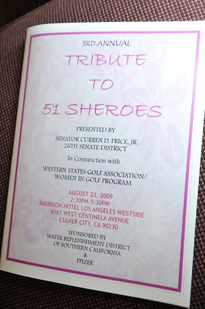 3rd Annual Tribute To Sheroes