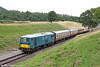 E6036 (73129) at Dixton with 2C65, 1244 Laverton to Cheltenham Racecourse on 27th July 2013.