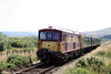 73128 approaches Whistle Inn Halt with the 1220 from Furnace Sidings on 26th July 2008.