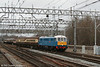 86259 'Les Ross' heads south at Crewe with 1Z87, 1514 Liverpool Lime Street to Birmingham New Street, the return 'Les Ross's Day Tripper' on 1st March 2008.