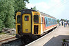 Making an incongruous sight at Lydney Junction is former South West Trains 4-Cig unit 1392 on 9th July, 2005.