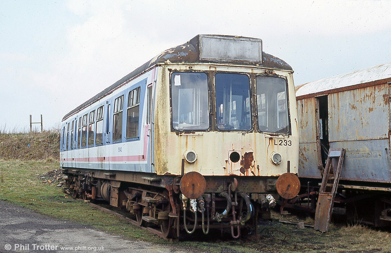 Class 108 DMBS no. 51942 at the P&BR in May 2005.