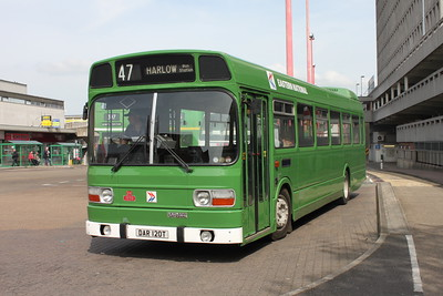 Preserved Buses