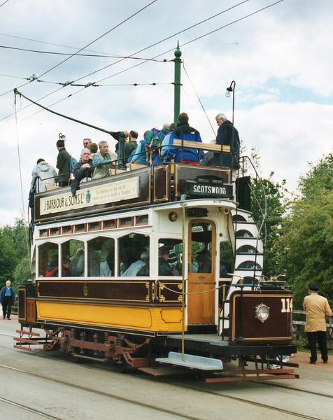 c) tram 114(ex Newcastle) Beamish 8-9-01 (2)