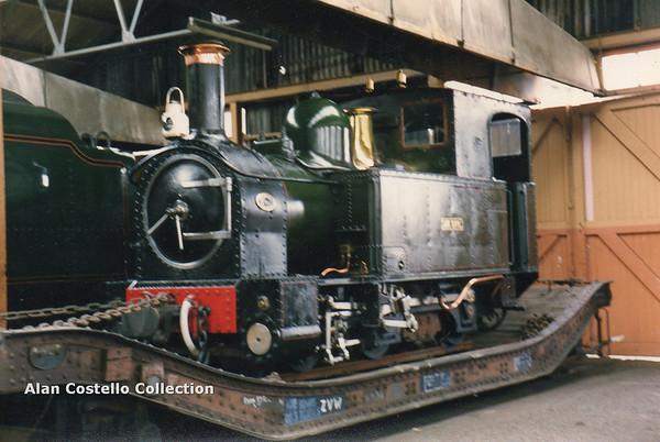 i) W&LR NG 1 The Earl  Didcot 7-5-90
