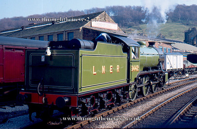 Keighley & Worth Valley Railway