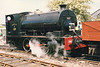 Pecket(2087) Gibraltar (rebuilt at Courtolds Preston with parts from scrapped sister engine No  2086) 1