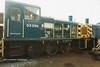 (British Rail Class 03) 03099 South Yorkshire Railway Meadowhall 27-4-96