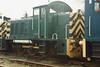 (British Rail Class 07) 07013 South Yorkshire Railway Meadowhall 27-4-96