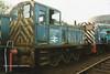 (British Rail Class 03) 03020 South Yorkshire Railway Meadowhall 27-4-96
