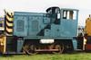 (British Rail Class 02) D2866 South Yorkshire Railway Meadowhall 27-4-96
