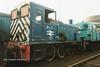 (British Rail Class 03) 03197 South Yorkshire Railway Meadowhall 27-4-96