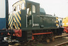 (British Rail Class 01) D2953 South Yorkshire Railway Meadowhall 27-4-96