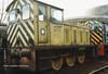 (British Rail Class 04) D2337 South Yorkshire Railway Meadowhall 27-4-96