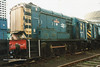 (British Rail Class 08) 08346 South Yorkshire Railway Meadowhall 27-4-96