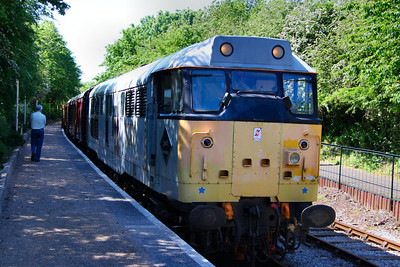 31130 in Oldland Common Station  26/05/12
