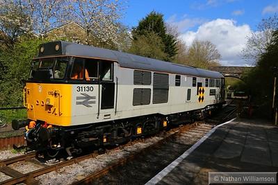 31130 runs round at Oldland Common  11/04/15