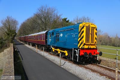 2016 - Avon Valley Railway Diesel Gala