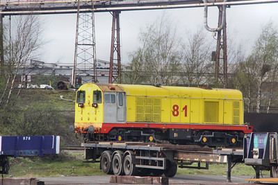 20056 in Scunthorpe Steelworks 02/04/11