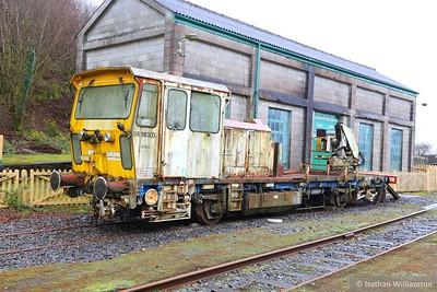 DR98303 stored in Meldon Quarry  03/04/15