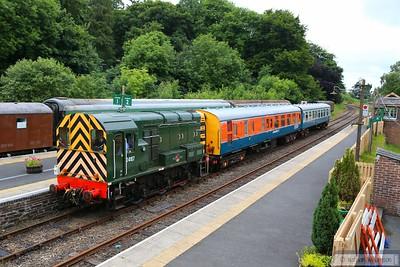 2016 - Dartmoor Railway