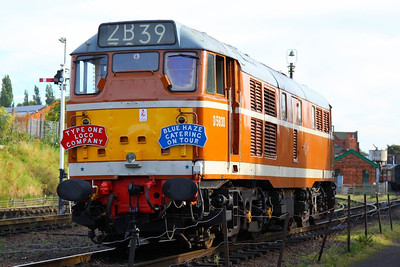 D5830 in Loughborough  08/09/12