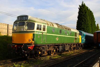 D5401 in Loughborough  08/09/12