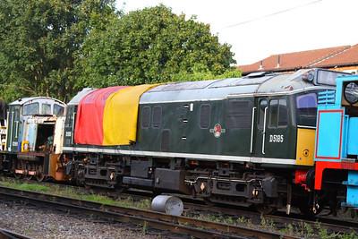 D5185 in Loughborough  08/09/12