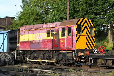 08694 in Loughborough  08/09/12